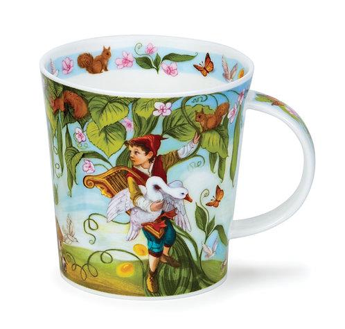 Lomond Fairy Tales III - Jack & The Beanstalk - Dunoon fine English bone china