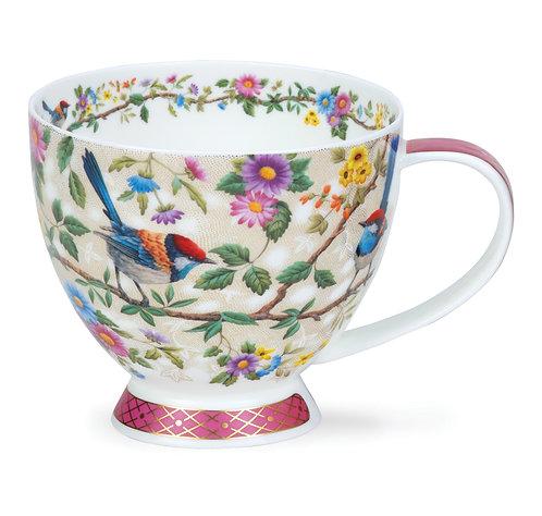 Skye Satori Pink- Dunoon fine English bone china