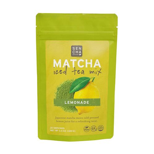 Matcha Iced Tea Mix - Lemonade