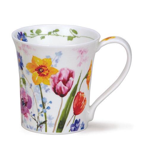 Jura Wild Garden - Daffodil - Dunoon fine English bone china