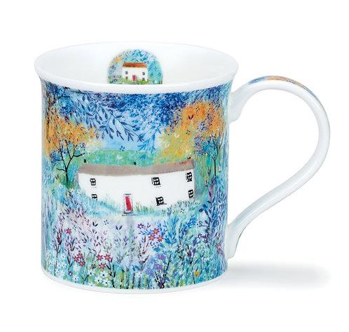Bute Enchanted Cottage - Long House - Dunoon fine English bone china