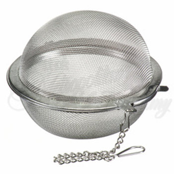 3 inch mesh ball infuser