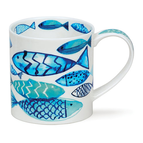 Orkney Go Fish - Dunoon fine English bone china