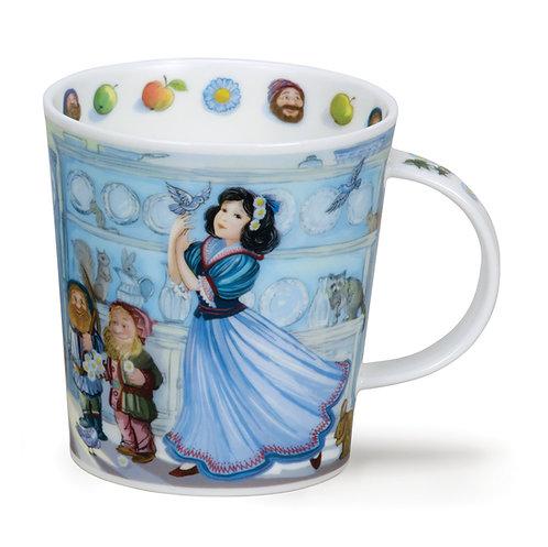 Lomond Fairy Tales I - Snow White - Dunoon fine English bone china