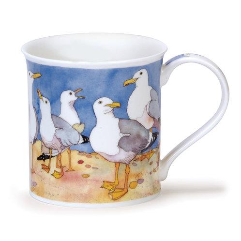 Bute Seabirds - Seagull - Dunoon fine English bone china