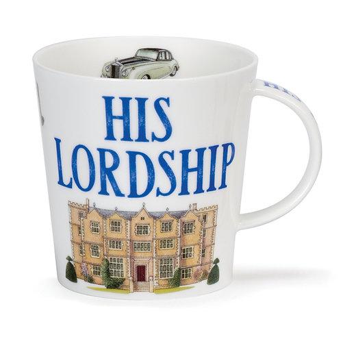 Cairngorm His Lordship - Dunoon fine English bone china