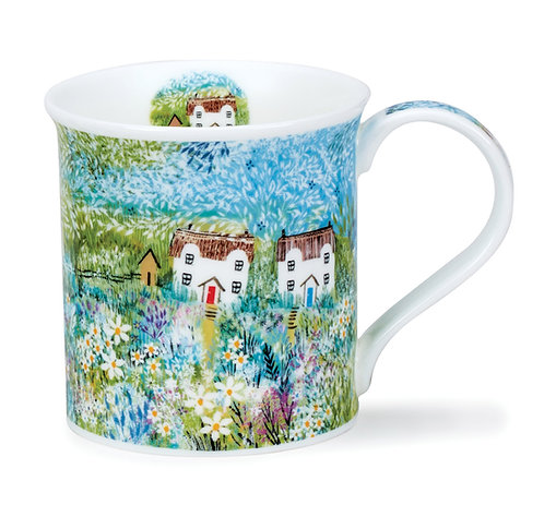 Bute Enchanted Cottage - Thatched - Dunoon fine English bone china