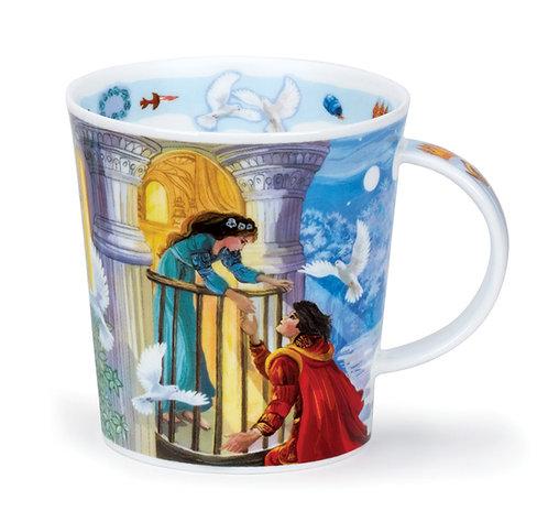 Lomond Fairy Tales IV - Romeo & Juliet - Dunoon fine English bone china
