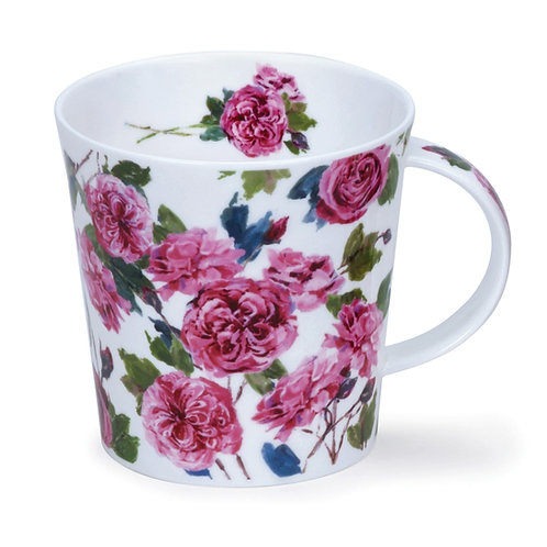Cairngorm Cottage Blooms Rose- Dunoon fine English bone china