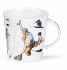 Cairngorm Country Sports - Dunoon fine English bone china