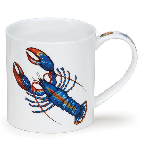 Orkney Lobster - Dunoon fine English bone china
