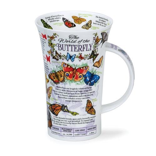 Glencoe World of the Butterfly - Dunoon fine English bone china