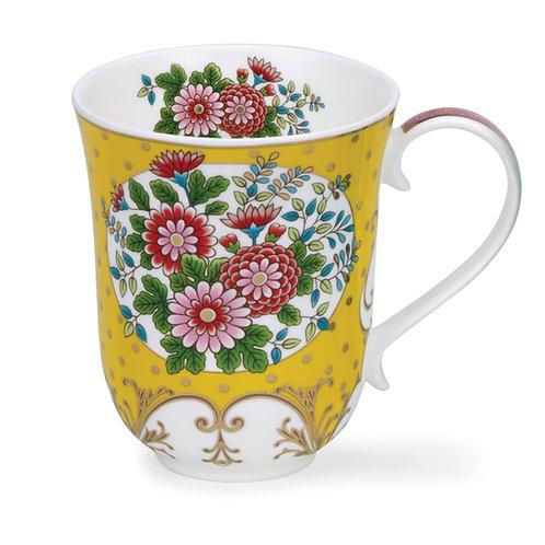 Braemar Ceylon with Gold - Dunoon fine English bone china