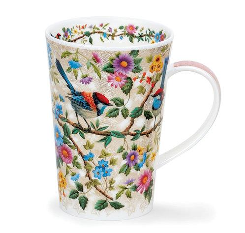 Shetland Satori Coffee and Tea Mug- Dunoon fine English bone china