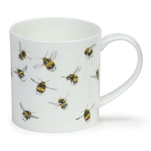 Orkney Hannah Longmuir Collection - Bee - Dunoon fine English bone china