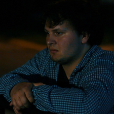 """Brendan Daly as """"Nick"""" in Menace, directed by W. Trent Welstead."""