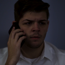 """Matt McDonough as """"Trey"""" in Affection, directed by W. Trent Welstead."""