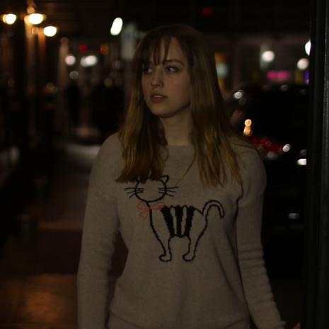 "Micah Untiedt as ""Jane"" in Spark, written and produced by Caitlyn Murray."
