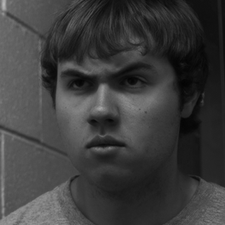 """W. Trent Welstead as """"The Loner"""" in A Grey World, written and directed by Kyle McLaughlin and W. Trent Welstead."""