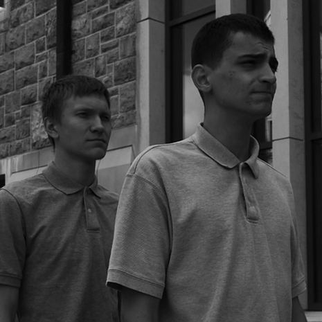 """""""The Cult"""" in A Grey World, written and directed by Kyle McLaughlin and W. Trent Welstead."""