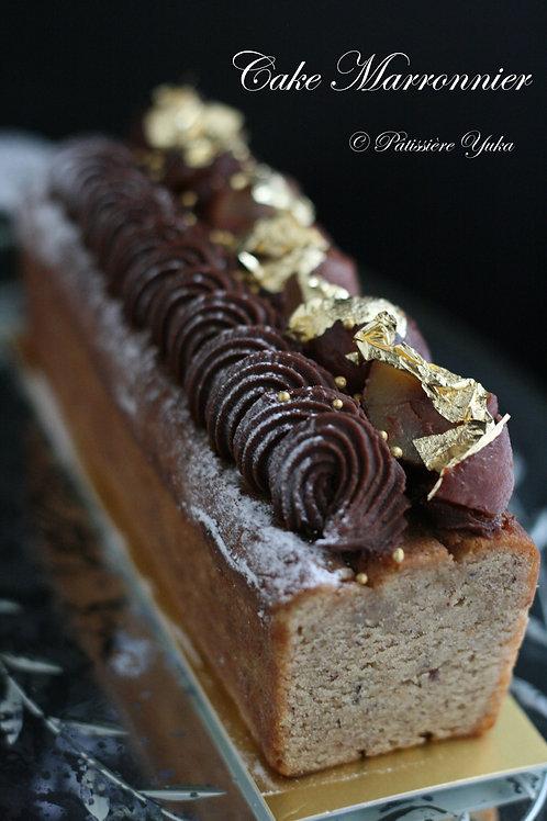 Cake Marronnier (24cmスリムパウンド1本)