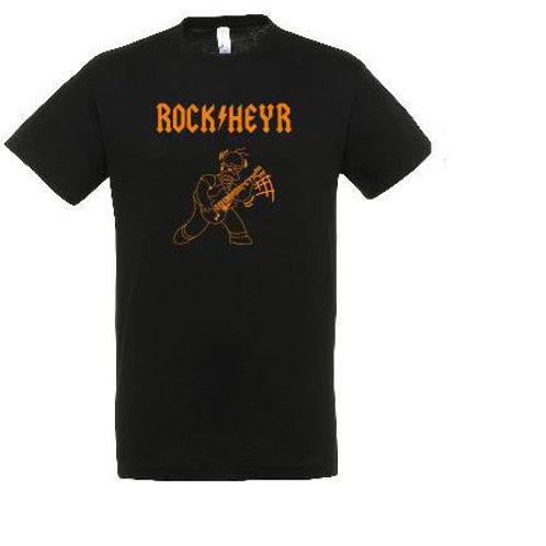 Tee-Shirt ROCK'HEYR