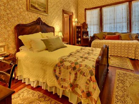 Marigold bedroom