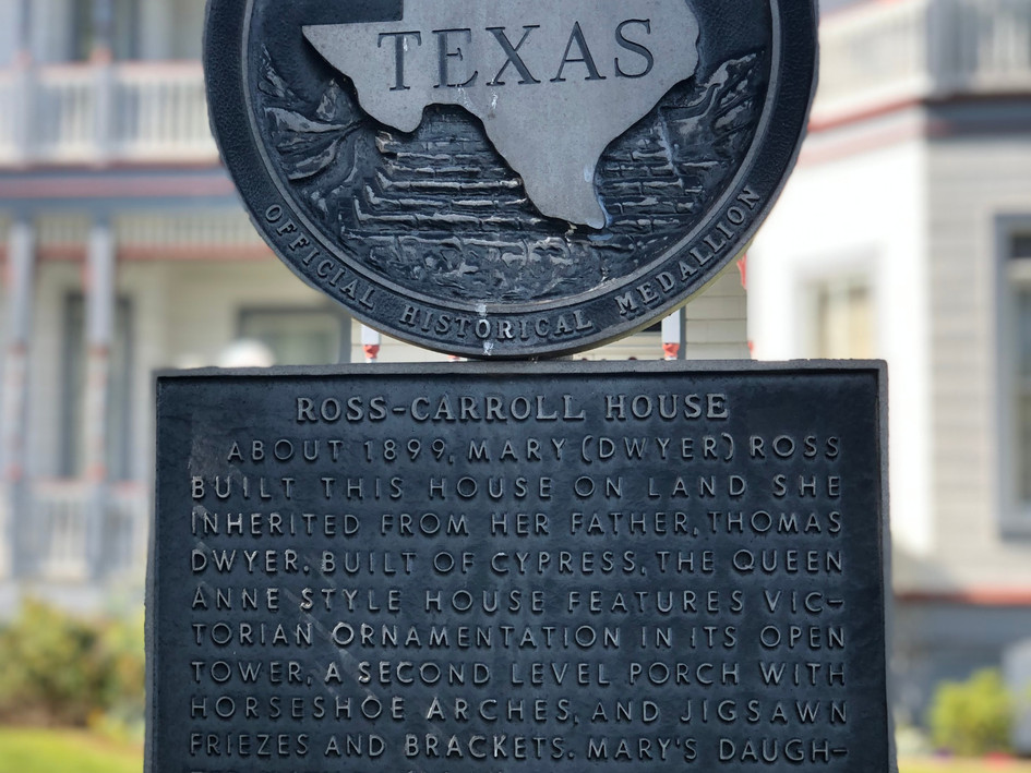 Registered Texas Historical Landmark