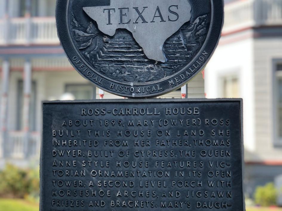 Registered Texas Historical Landmark