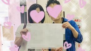 1年以内のスピード婚♡3組のご入籍報告(^^)