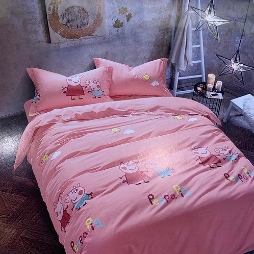 J Bedding Kidz Pink