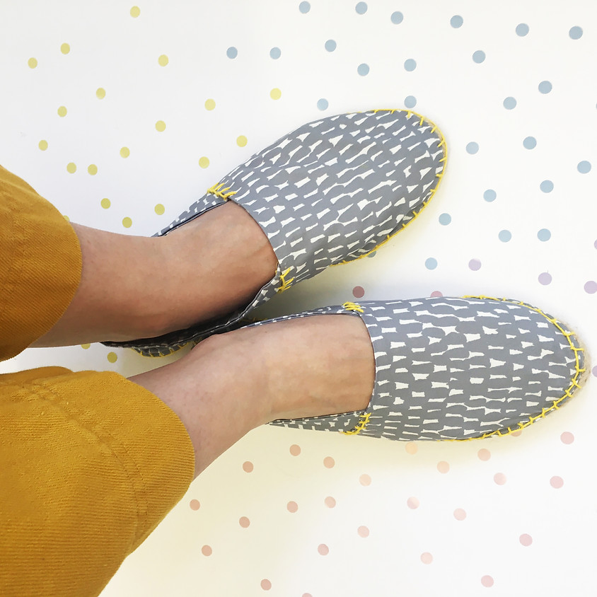 Make Your Own Espadrilles   (1)