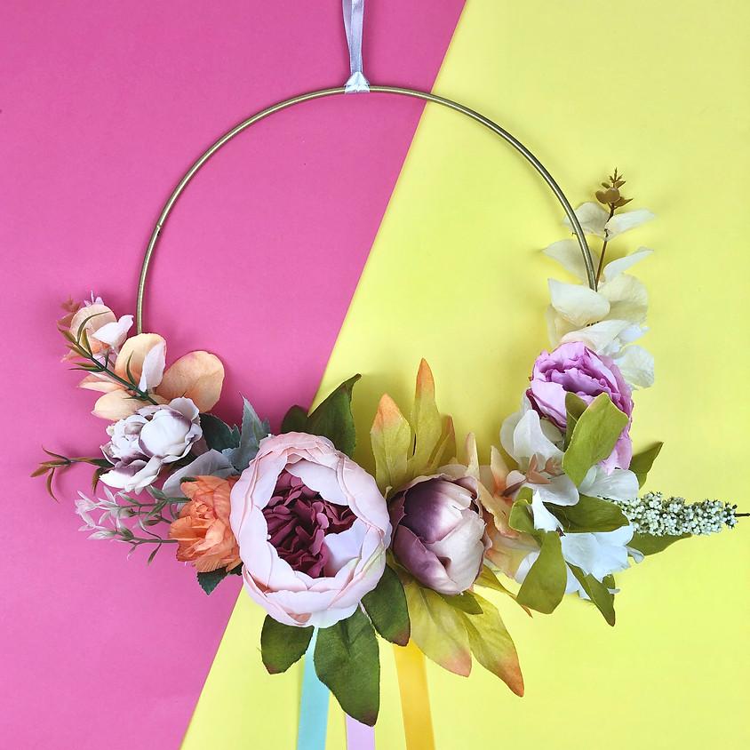 Make A Wreath For Mum Workshop
