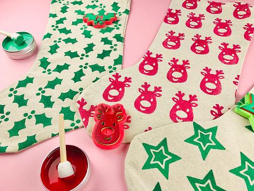 Kids Christmas Stocking Kit
