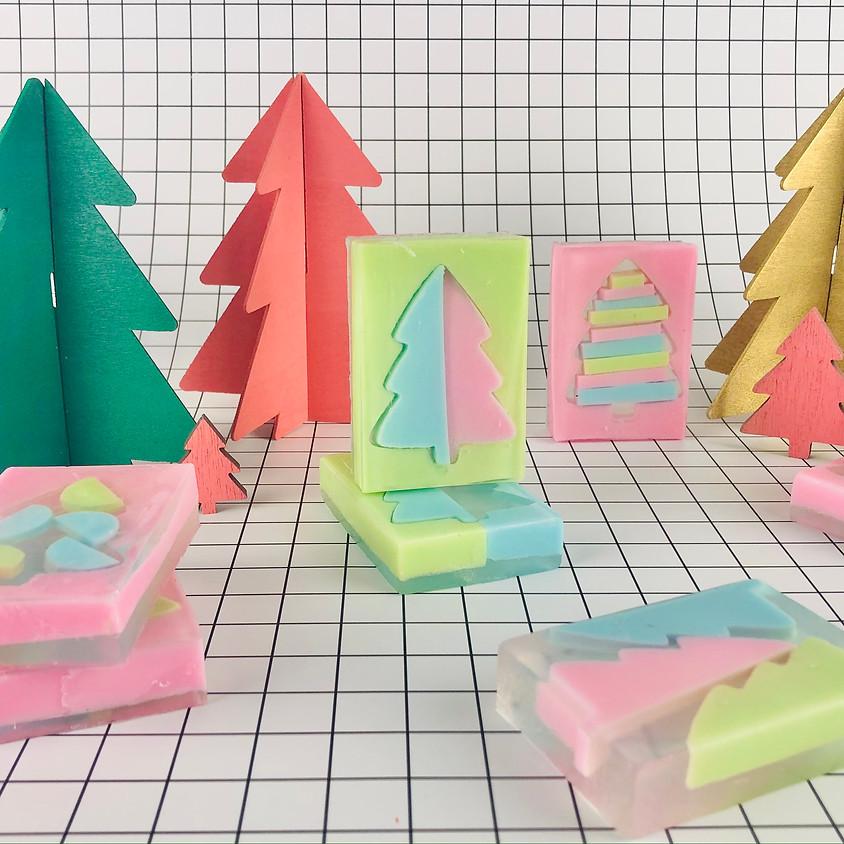 Christmas Soap Making - Online Workshop