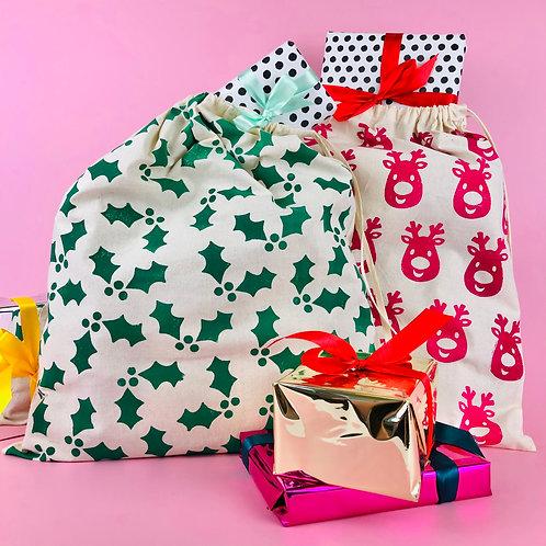 Christmas Sack Printing Kit