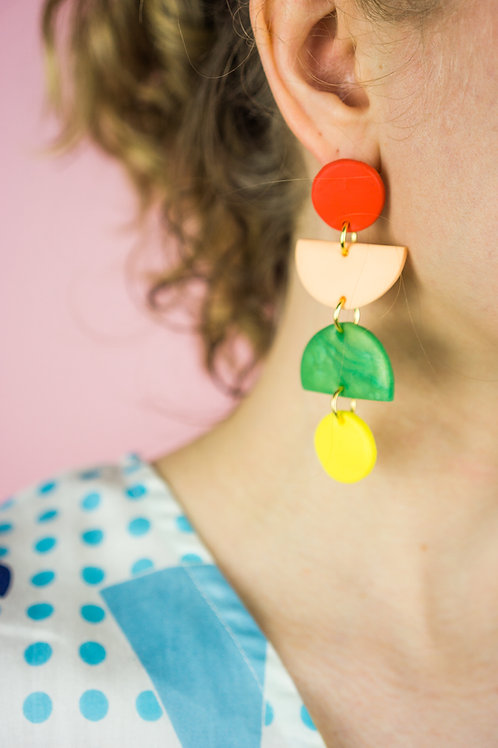Polymer Earring Kit
