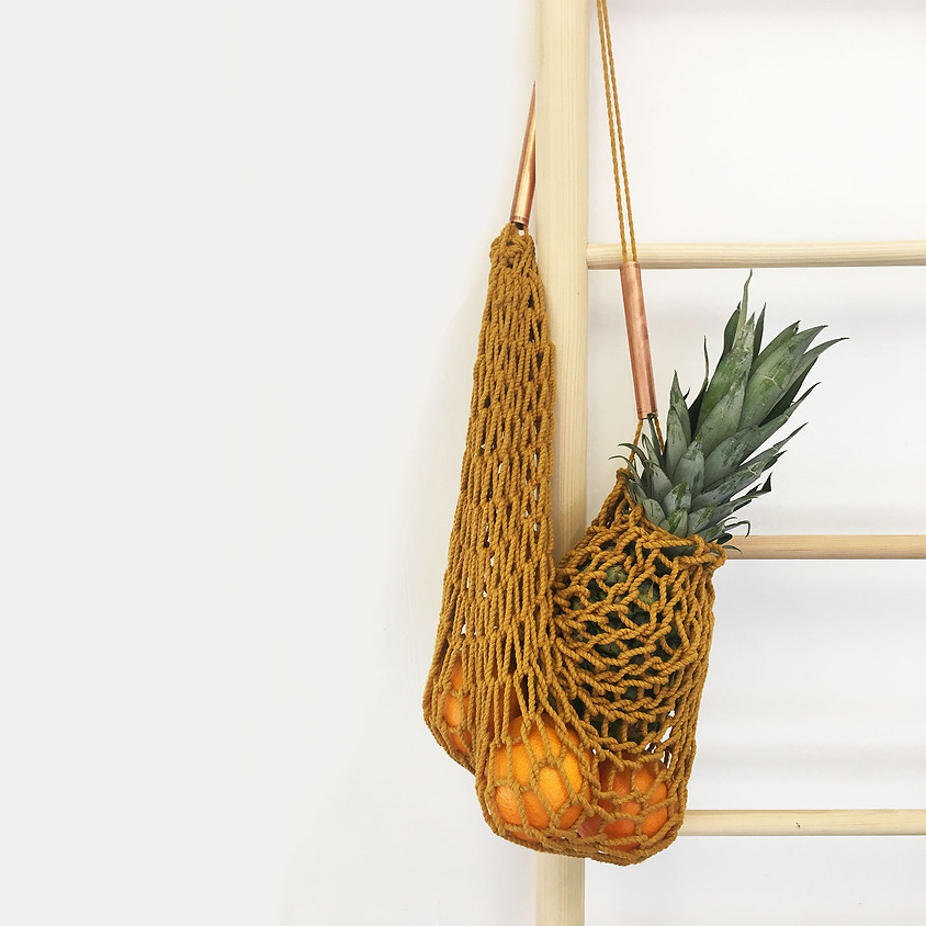 Create Your Own Rope Tote