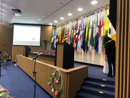 Criança é prioridade neste Governo! Afirma Ministra Damares em Seminário em Brasília.