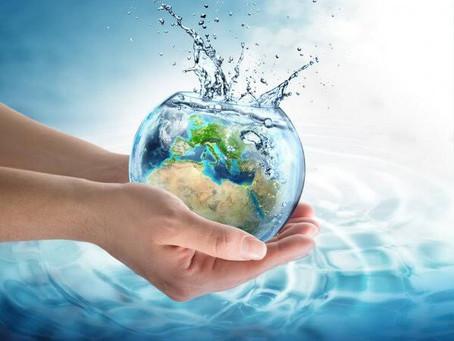 Foco especial! Dia 22 de março comemoramos o Dia Mundial da Água.