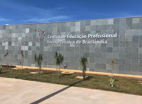 FOCO NAS CIDADES! Brazlândia ganha sua Primeira Escola Técnica