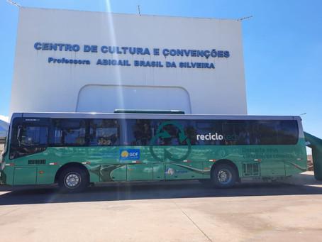 Foco no Meio Ambiente! Programando o Futuro em parceria com a Prefeitura de Luziânia GO.