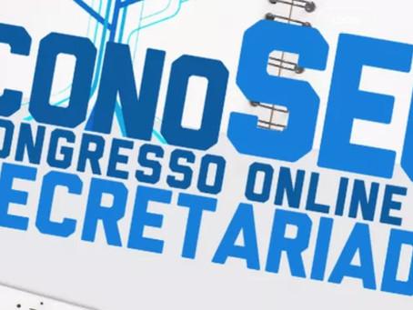 Foco nos eventos! CONOSEC – Congresso Online de Secretariado.