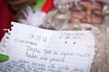 FOCO NA SOLIDARIEDADE! Como adotar cartinhas do Papai Noel dos Correios Digital