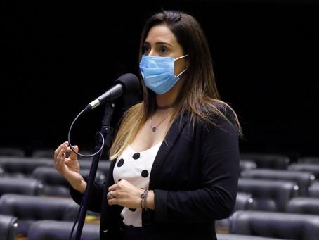 Foco no Poder! Caso Mariana Ferrer: Flávia Arruda apresenta projeto na Câmara!
