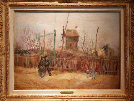 Foco na Cultura! Misterioso quadro inédito de Van Gogh vai a leilão em Paris!