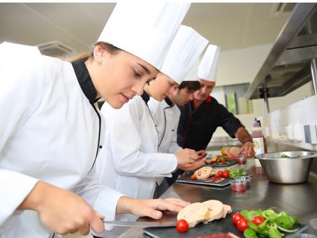 Foco no trabalho-Gastrônomas investiram na profissionalização para viver da gastronomia