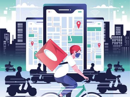 Foco nas cidades! Atenção empreendedores da cidade  Estrutural! Entrega Compartilhada!