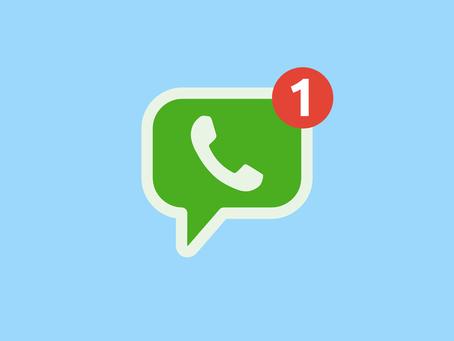 Foco especial! Novas regras do WhatsApp geram preocupações aos usuários