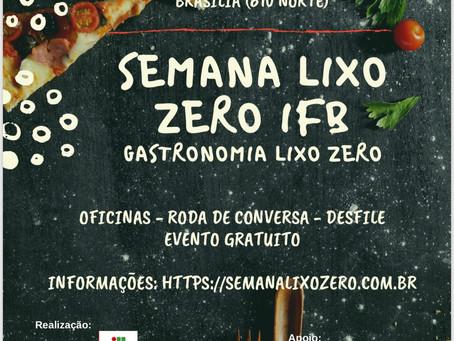 Semana do Lixo Zero!